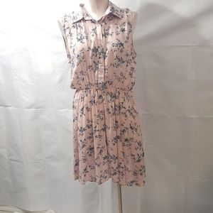 Miss Molly Floral Dress